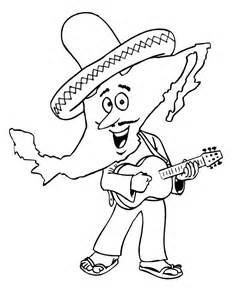 Download Cinco de Mayo Coloring Page