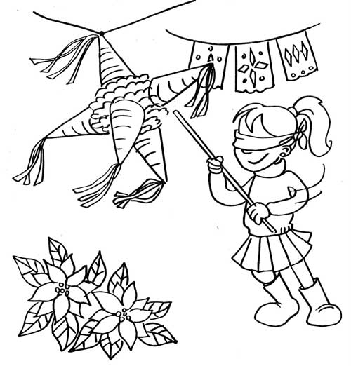 Download Cinco de Mayo Coloring Pages