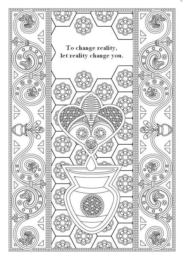 Download Coloring Pages for Teens