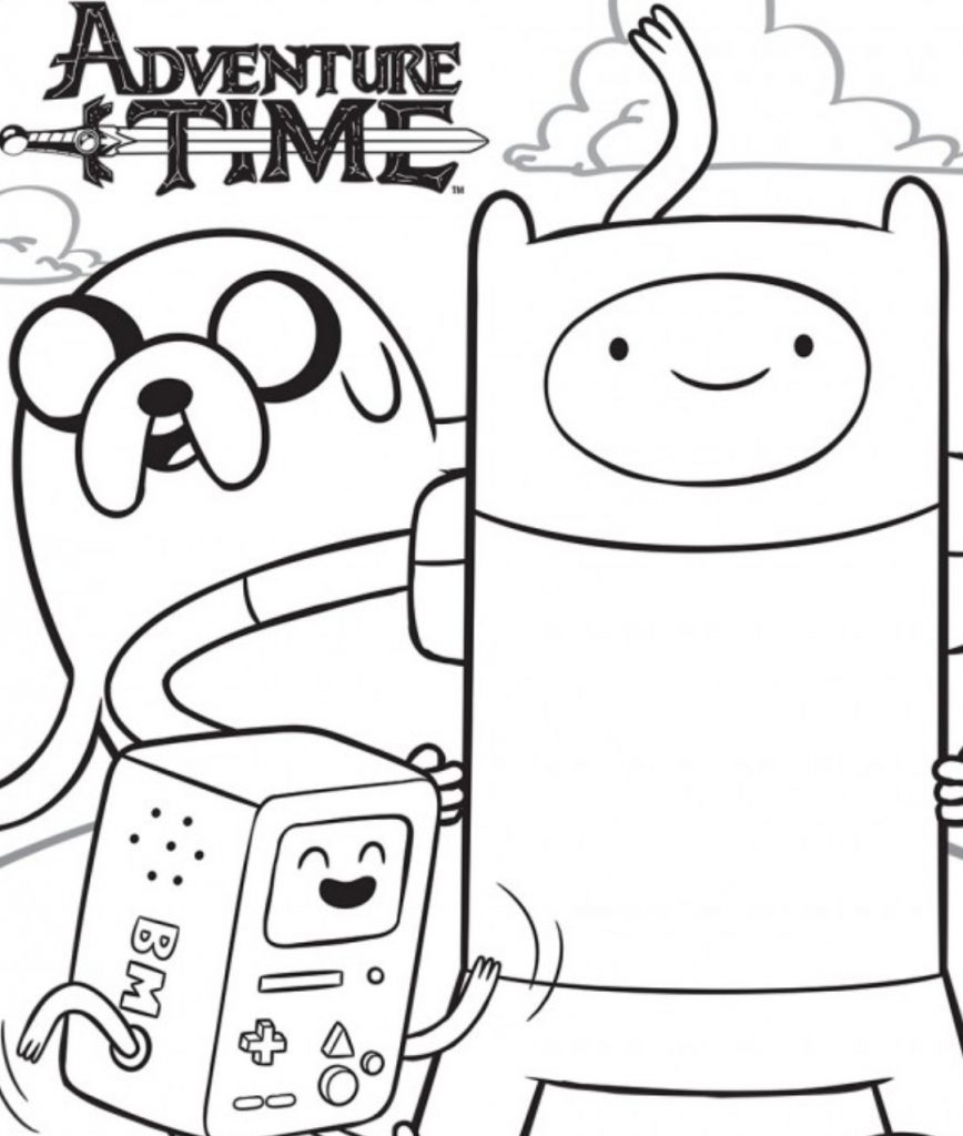 adventure bay coloring pages - photo#31