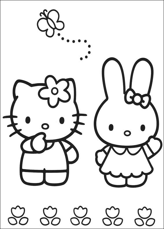 free friend coloring pages - Friendship Coloring Pages