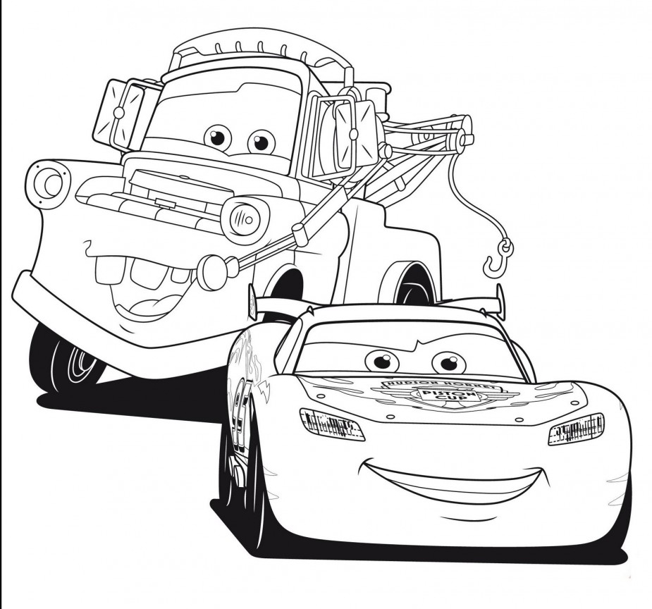 disney cars coloring pages games | Cars Coloring Pages - Best Coloring Pages For Kids