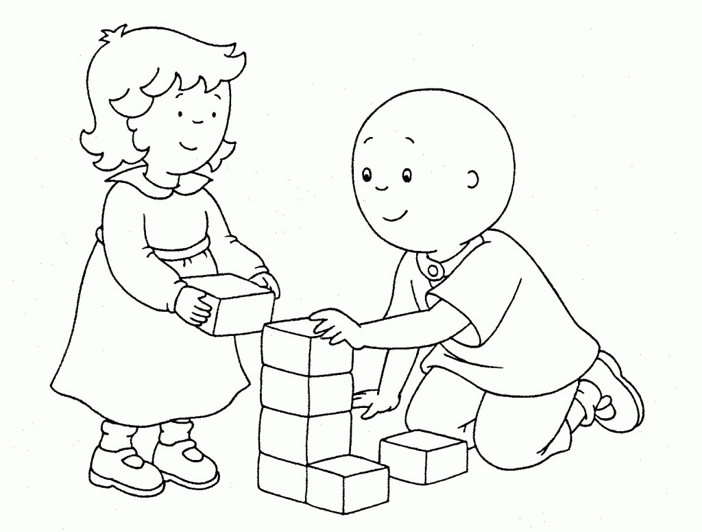 Caillou coloring pages best coloring pages for kids for Best coloring pages for kids