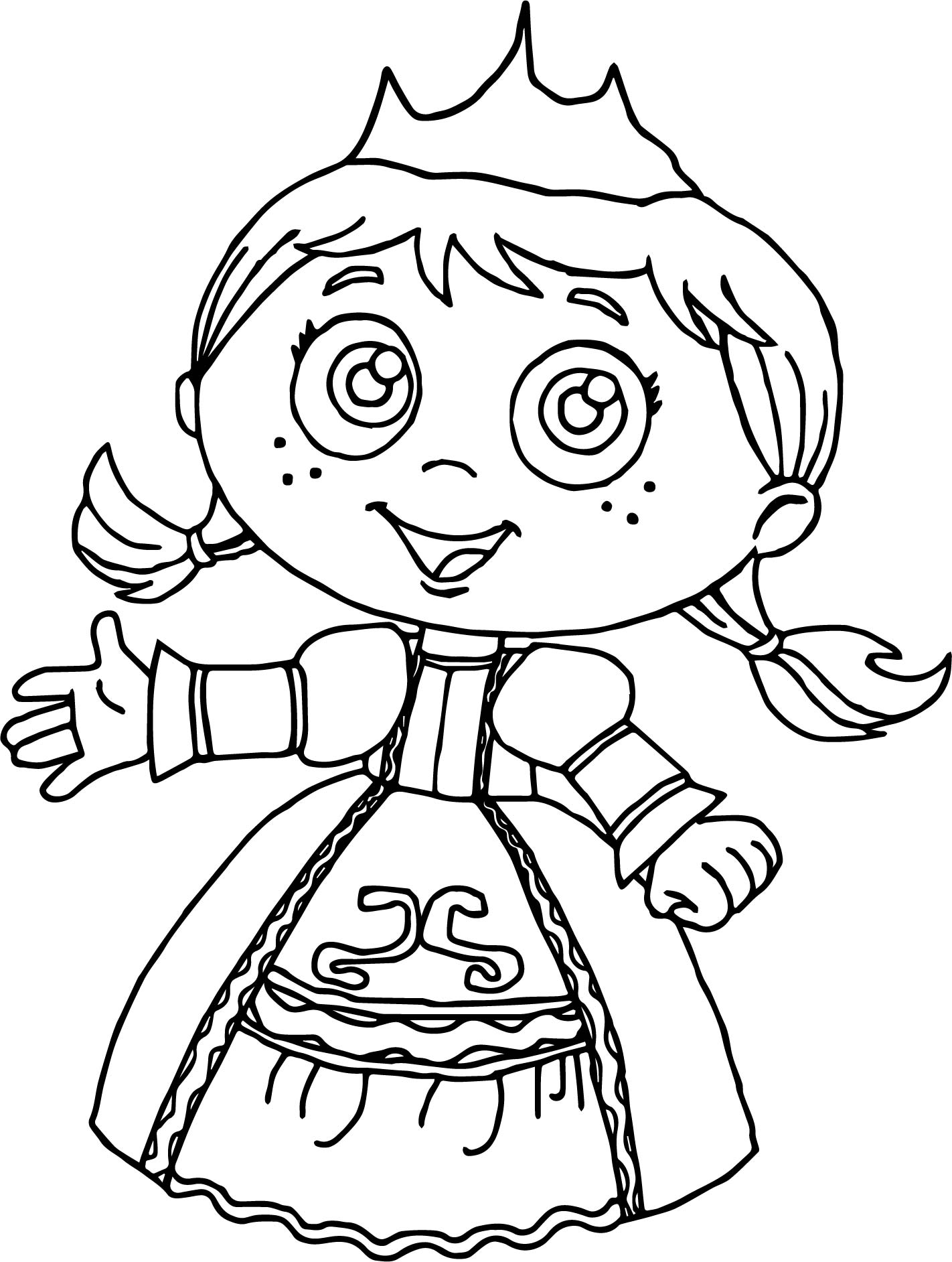 free super why coloring pages
