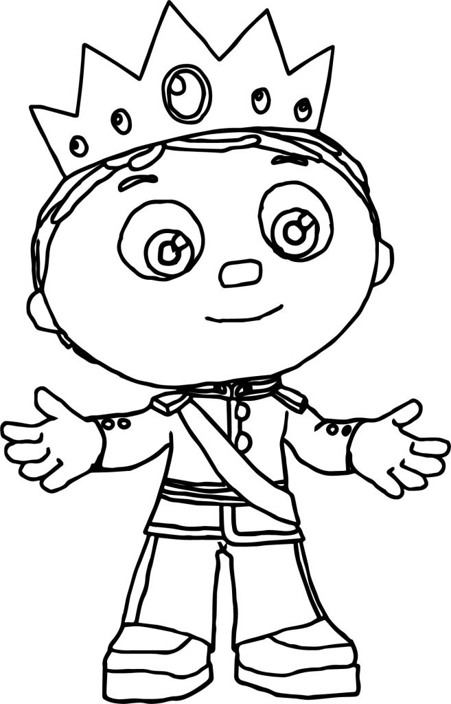 children online coloring pages | Super Why Coloring Pages - Best Coloring Pages For Kids