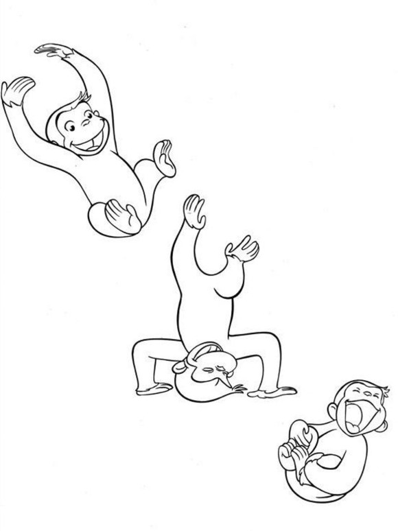 curious george coloring pages photosynthesis - photo#32