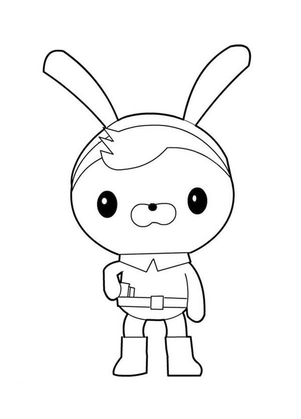 octonauts coloring pages all creatures - photo#19
