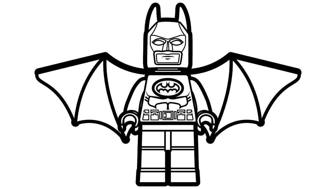 lego coloring pages - photo#5