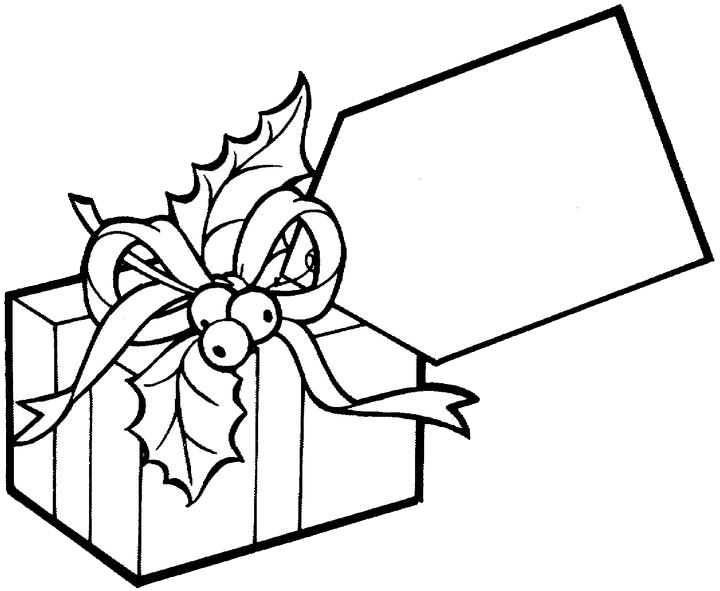 free coloring pages present | Presents Coloring Pages - Best Coloring Pages For Kids