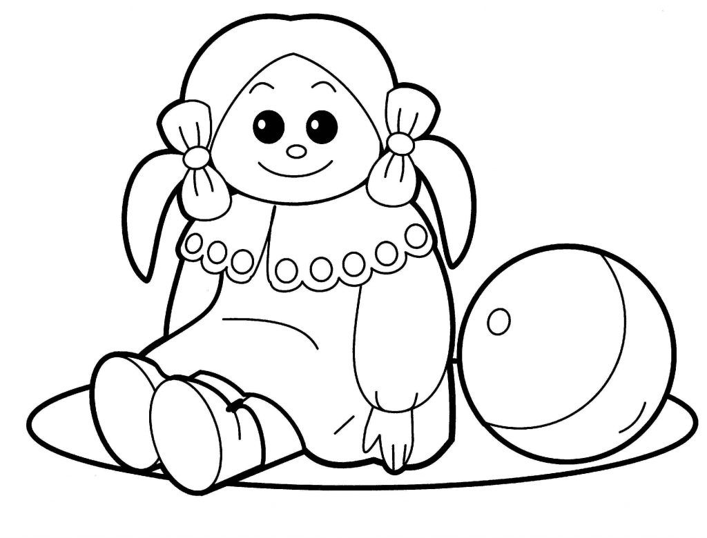 toy coloring pages | Toys Coloring Pages - Best Coloring Pages For Kids