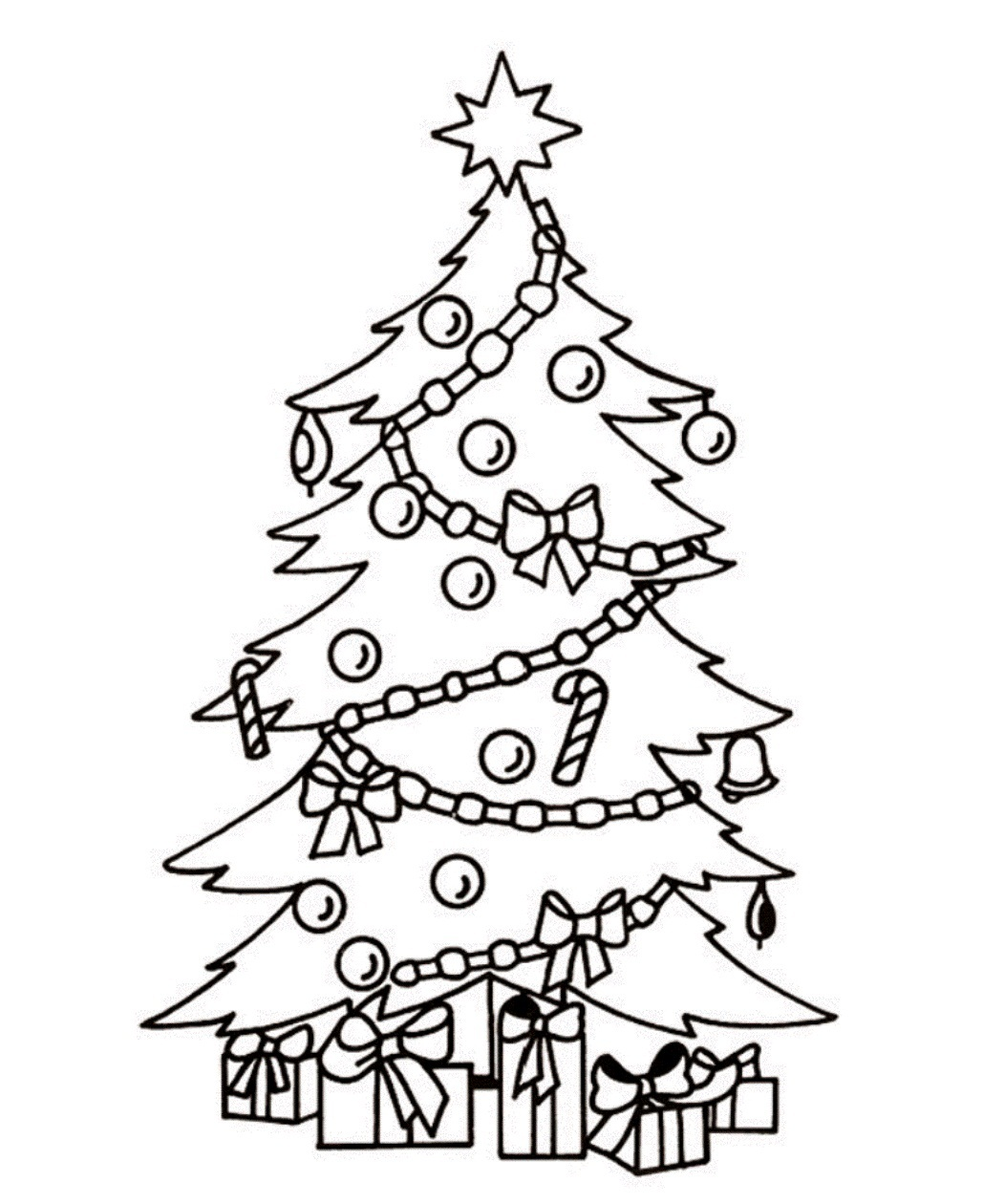 Coloring Pages For Under : Presents coloring pages best for kids