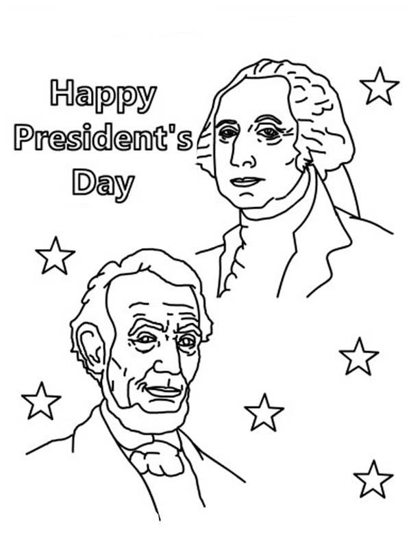 president coloring pages - photo#26