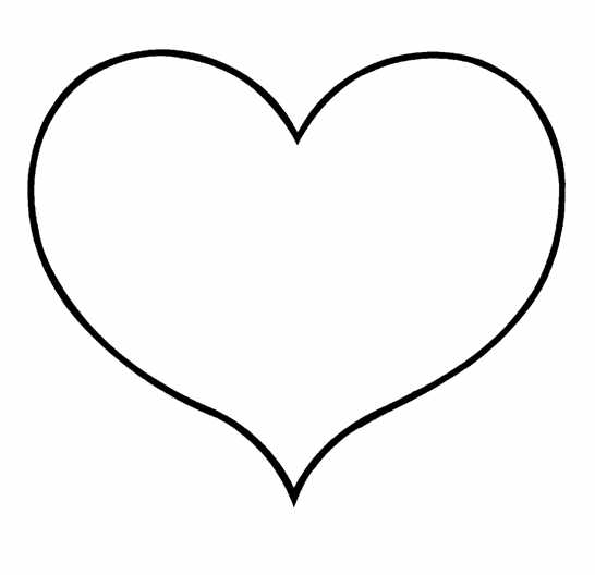 coloring pages hearts - photo#22
