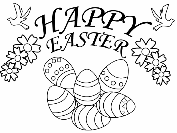 easter coloring pages for toddlers - photo#26