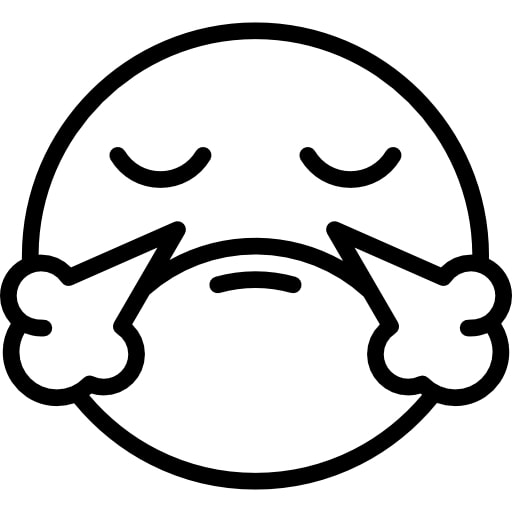 Emoji Coloring Pages - Anger