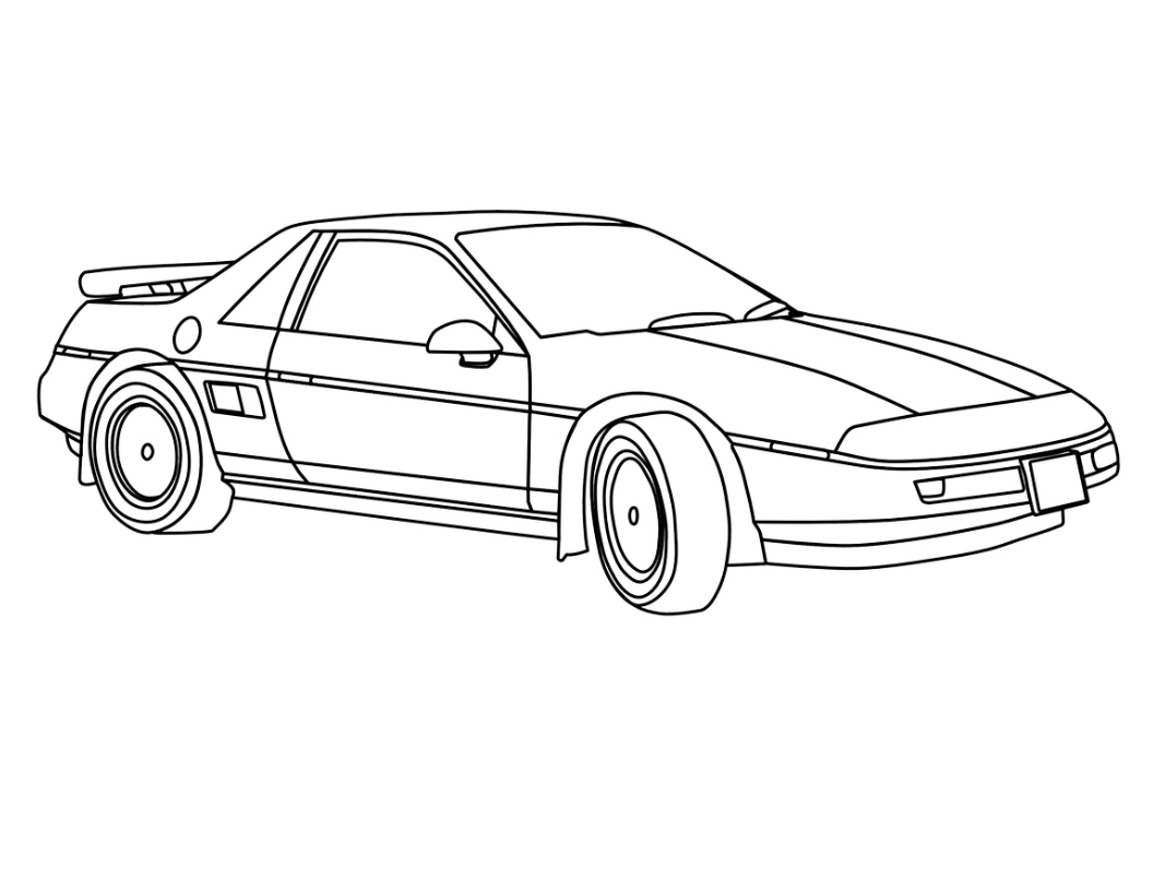 Best Car Coloring Pages : Car coloring pages best for kids