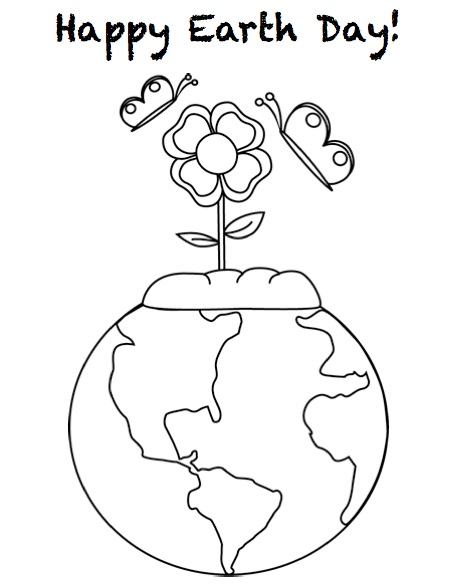 earth day coloring pages best coloring pages for kids. Black Bedroom Furniture Sets. Home Design Ideas