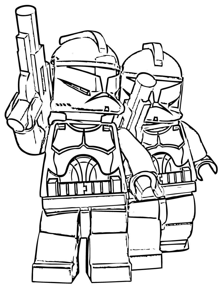 Lego star wars coloring pages best coloring pages for kids for Free printable lego coloring pages for kids