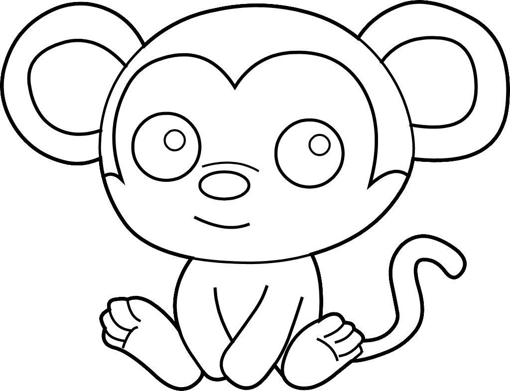 Easy coloring pages best coloring pages for kids for Coloring book pages for toddlers