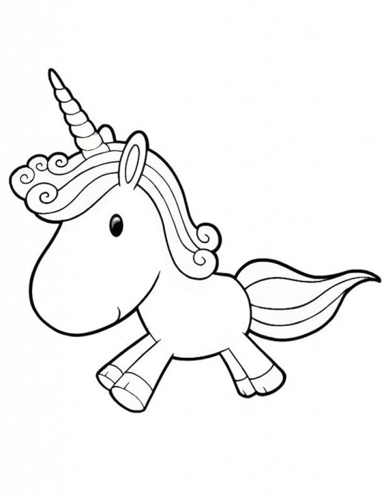 Kawaii Coloring Pages - Best Coloring Pages For Kids
