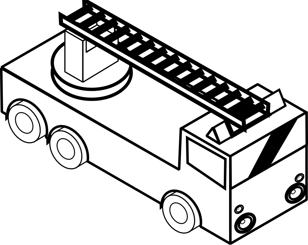 image relating to Free Fire Truck Coloring Pages Printable known as Absolutely free Printable Fireplace Truck Coloring Internet pages For Youngsters