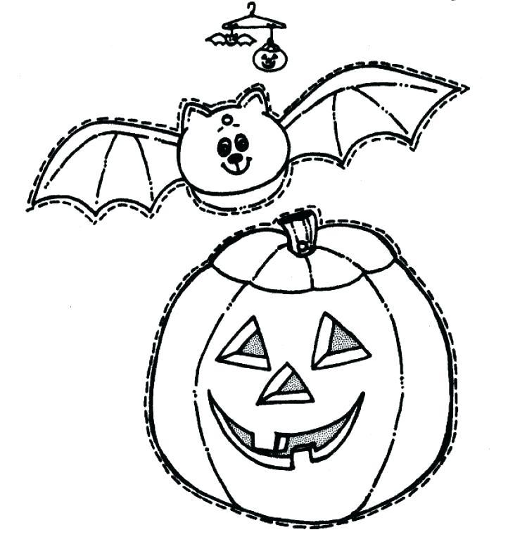 Halloween Printable Cutouts