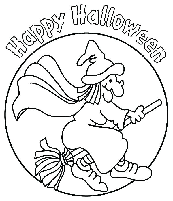 Crayola Halloween Coloring Pages - Coloring Home | 696x600