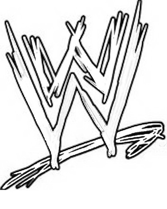 - Free Printable WWE Coloring Pages For Kids