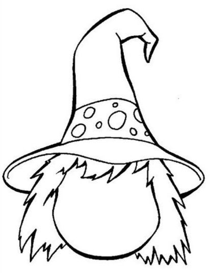 Color the Witch