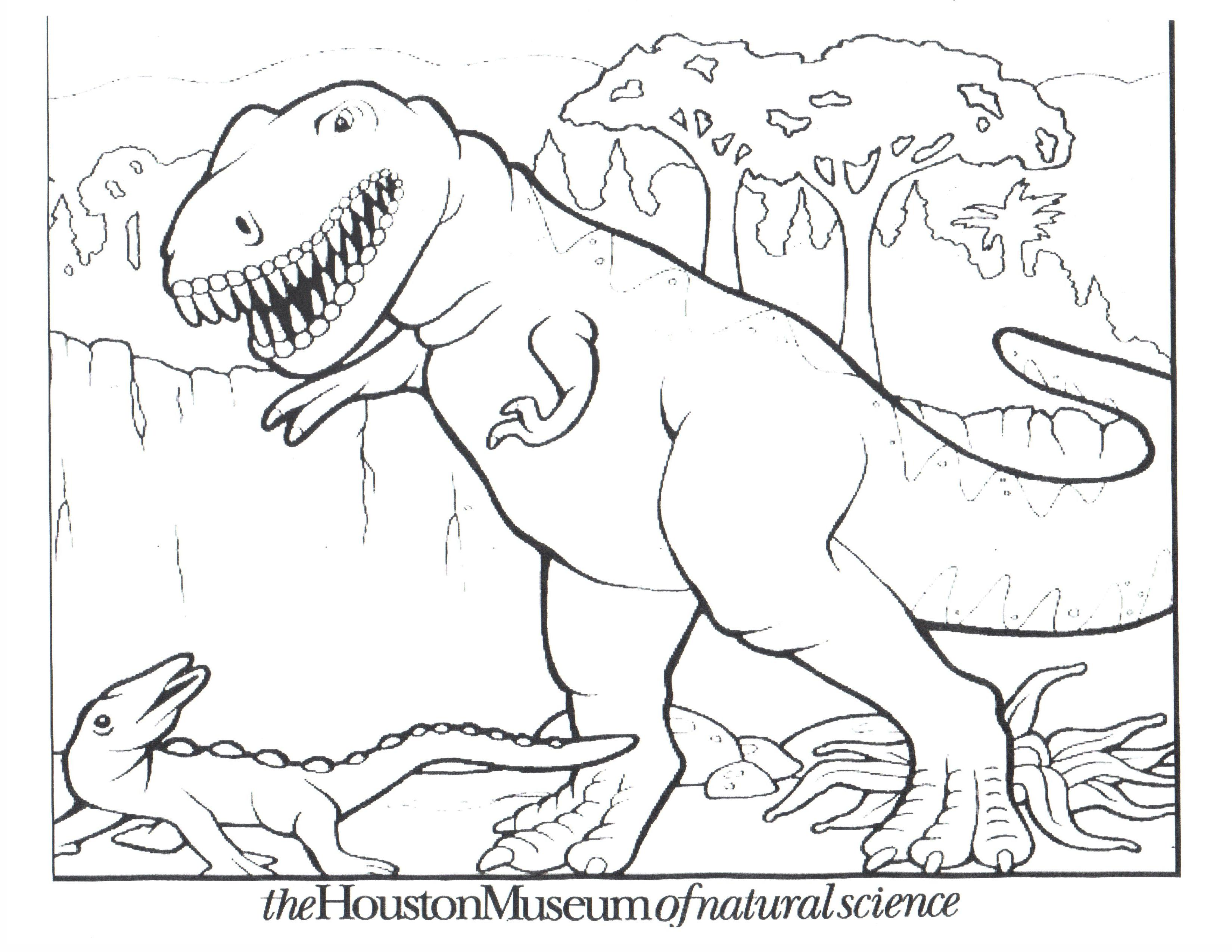 - Free Printable Dinosaur Coloring Pages For Kids