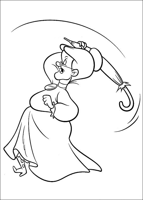 Looney Tune Coloring Pages