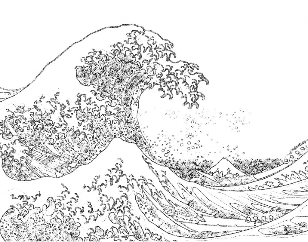 Free Printable Ocean Coloring Pages