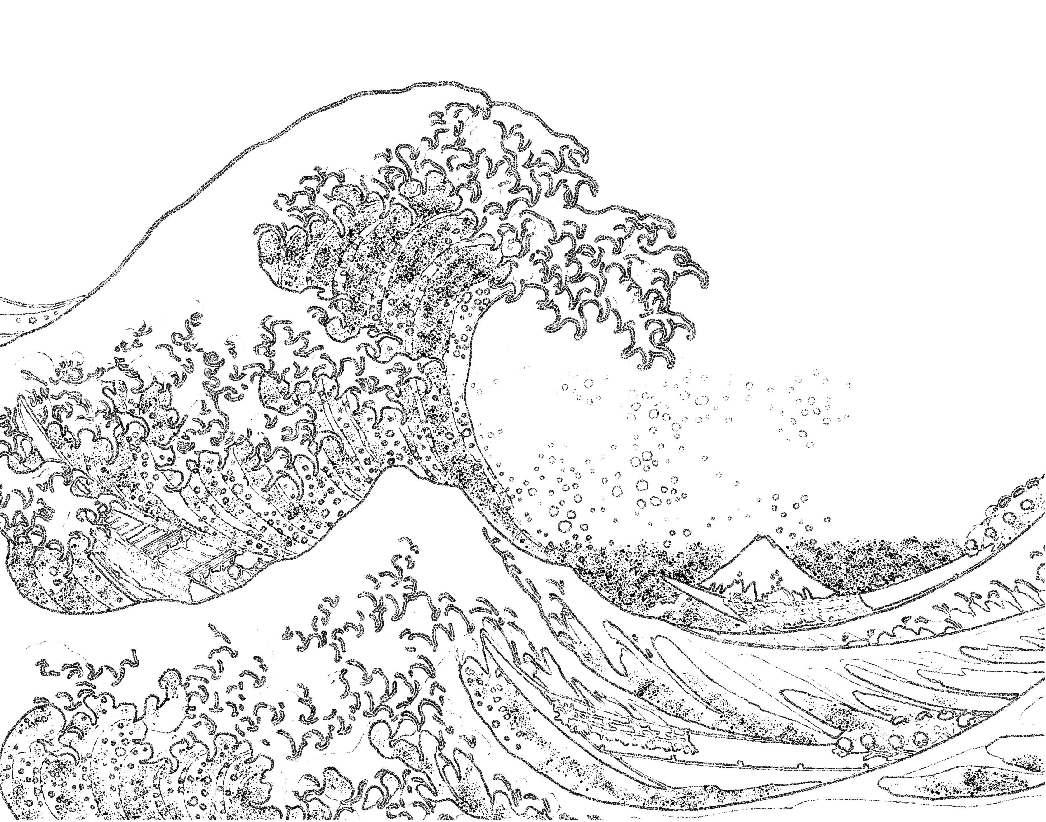 Free Printable Ocean Coloring Pages For Kids | 2640x3360