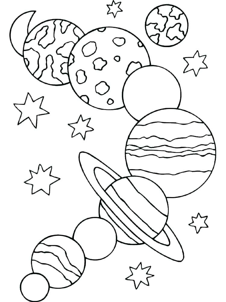 neptune with rings coloring pages-#39