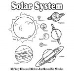 Planets mnemonic Worksheet