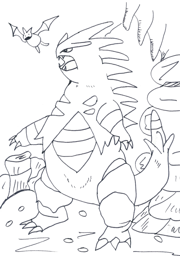 Pokemon Coloring Pages Photos