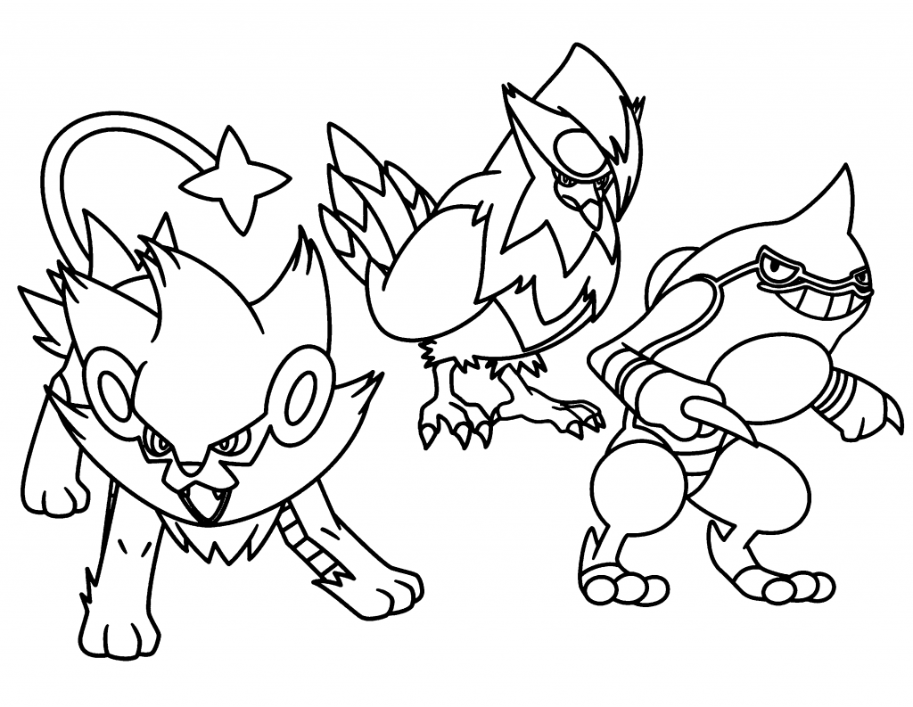 photograph about Pokemon Printable Pages named Pokemon Coloring Internet pages. Be part of your beloved Pokemon upon an