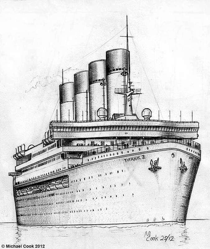 Titanic Coloring Pages Photos