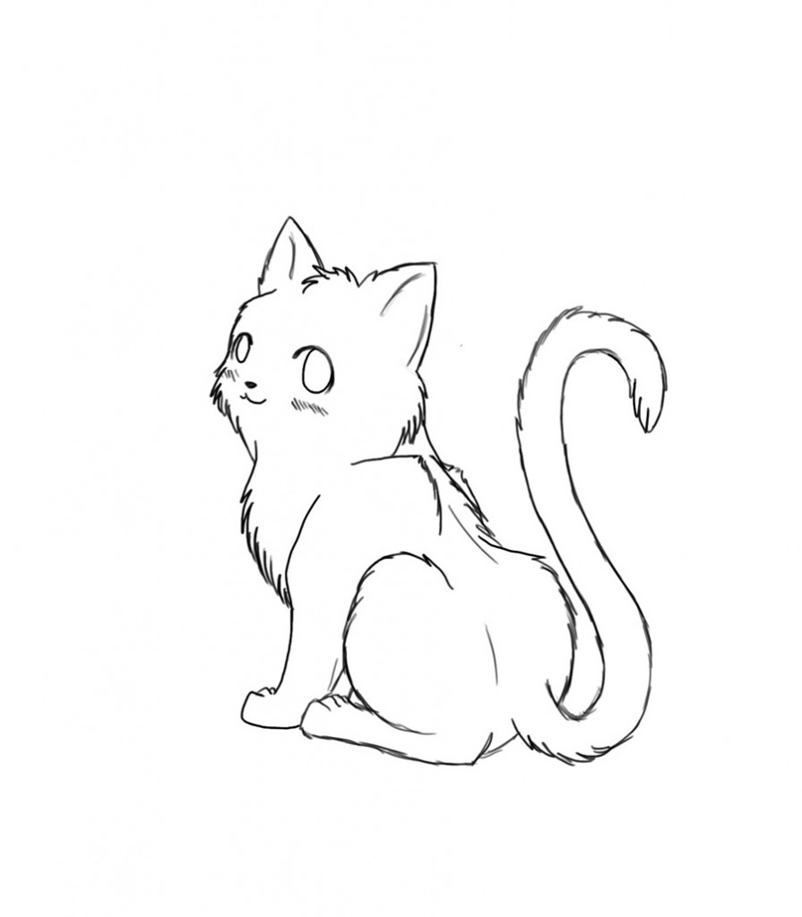 Wild Cats Coloring Pages