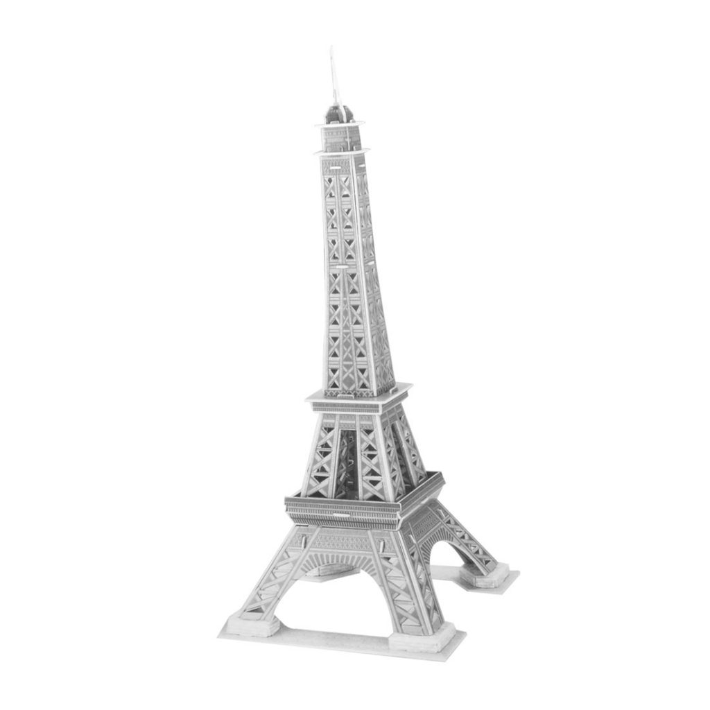 Eiffel Tower Coloring Pages Pictures