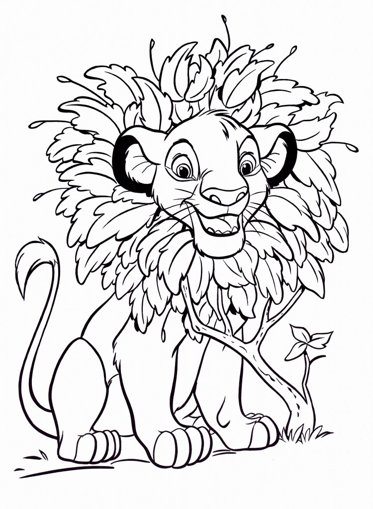 coloring pages of a - photo#18