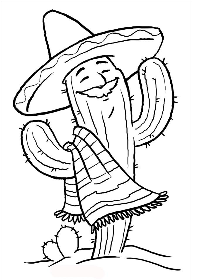 image relating to Cinco De Mayo Coloring Pages Printable titled Totally free Printable Cinco De Mayo Coloring Internet pages For Young children - Suitable