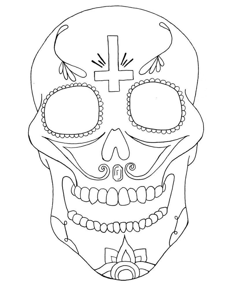Happy Cinco De Mayo Coloring Pages