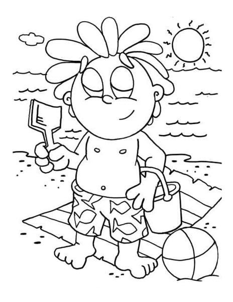 Kindergarten Coloring Page Printable