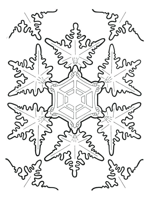 fractal coloring pages for kids - photo#28