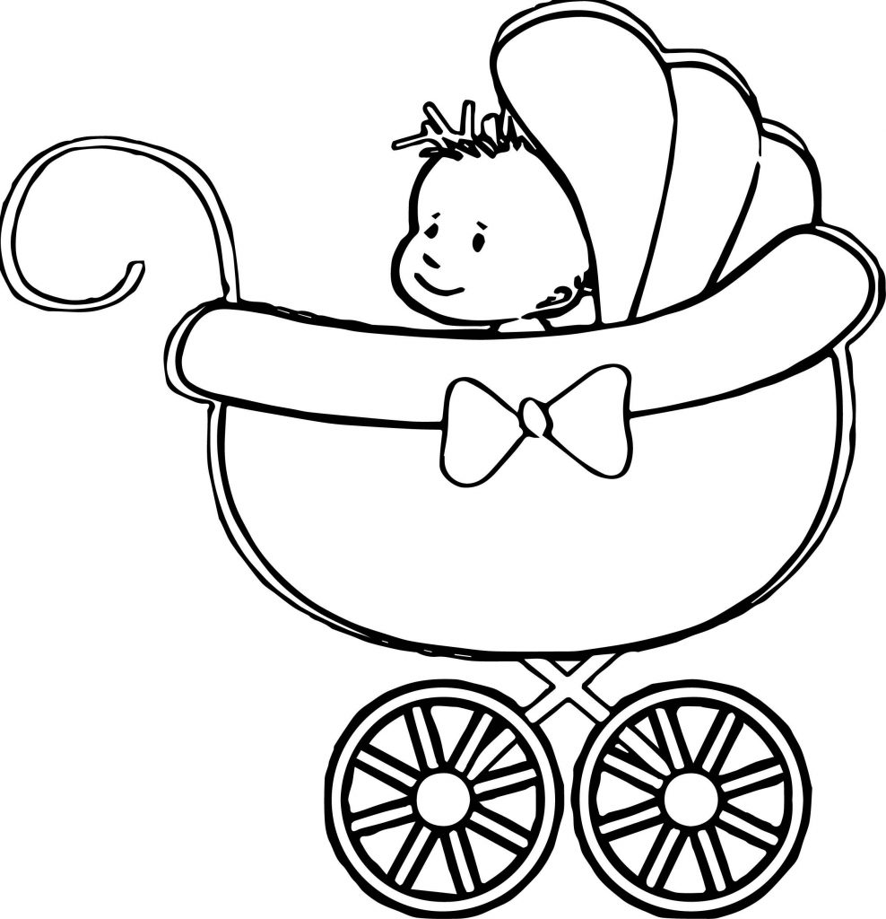 baby toys coloring pages vintage - photo#2