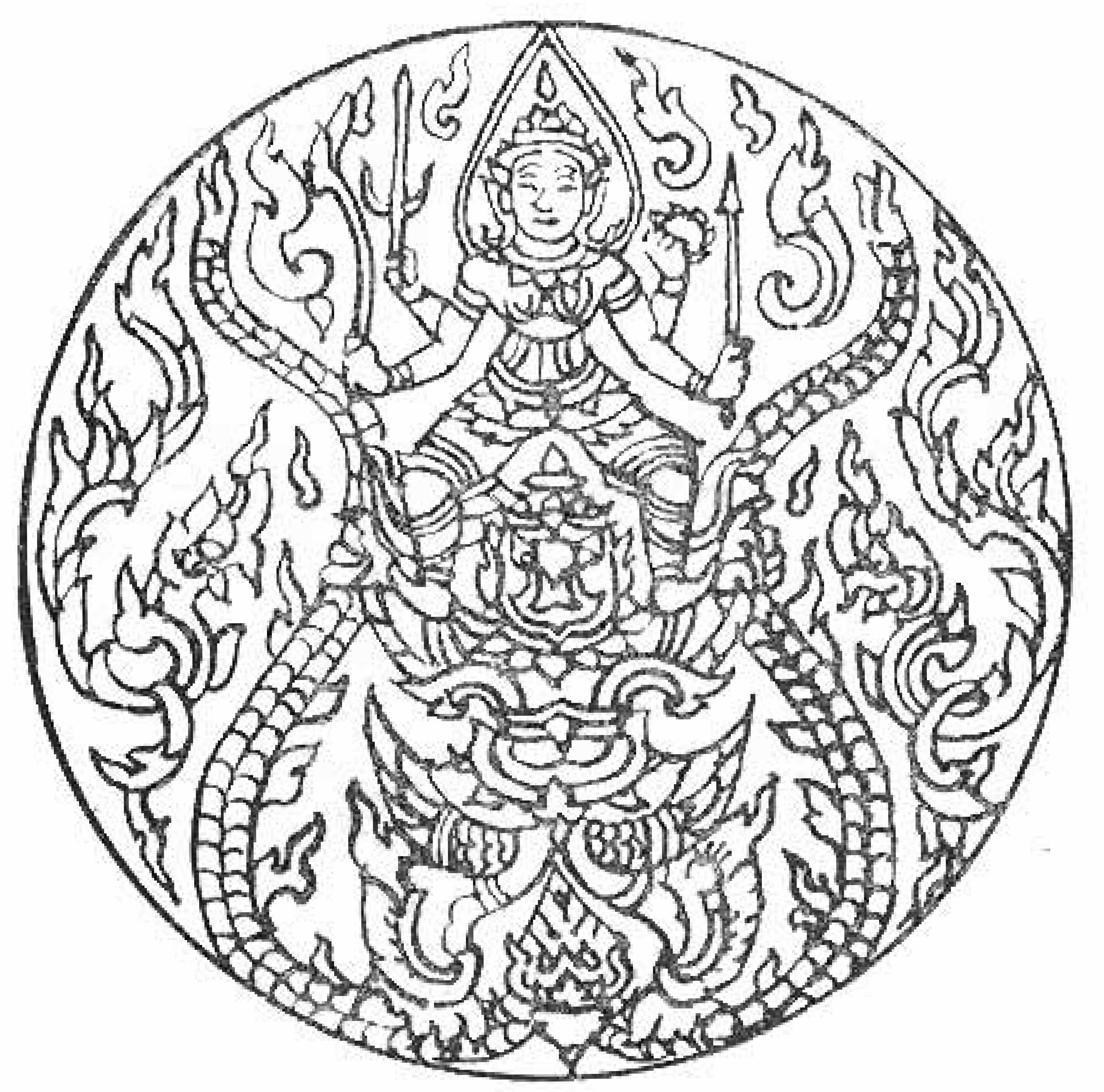 Image Result For Free Abstract Coloring Pages Fors