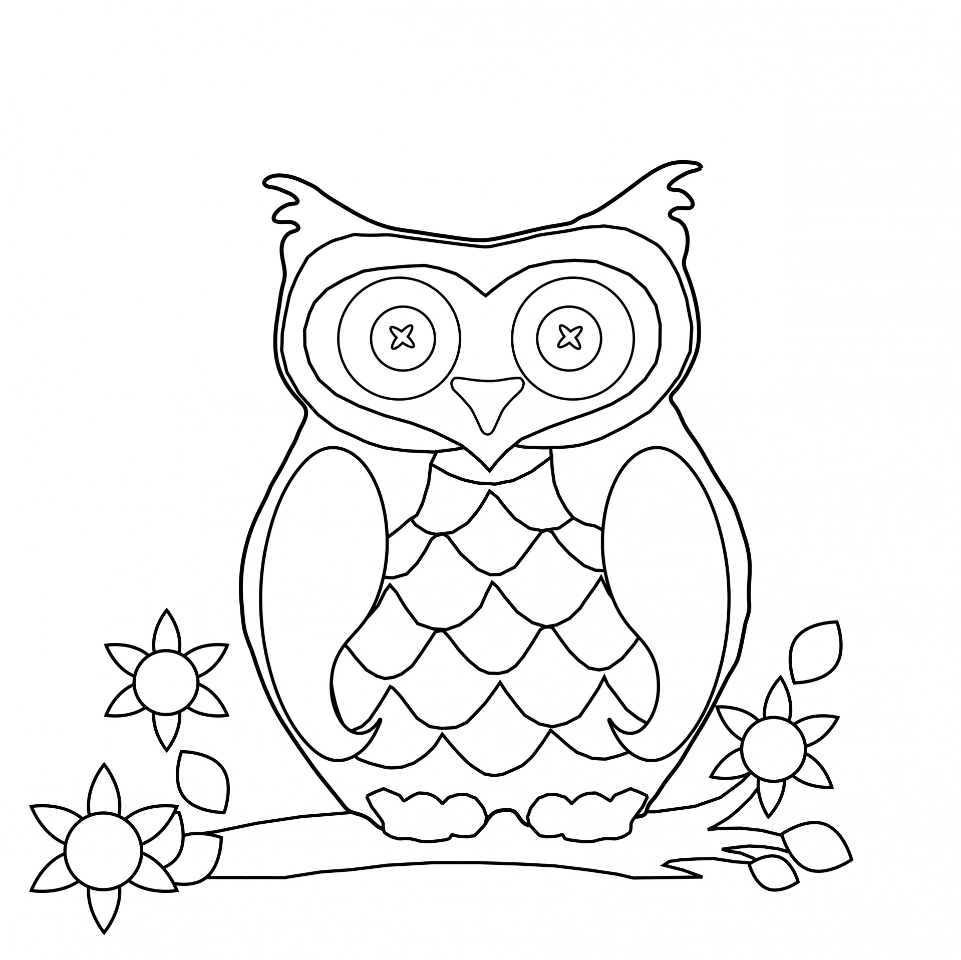 Soft image for printable adult coloring pages abstract