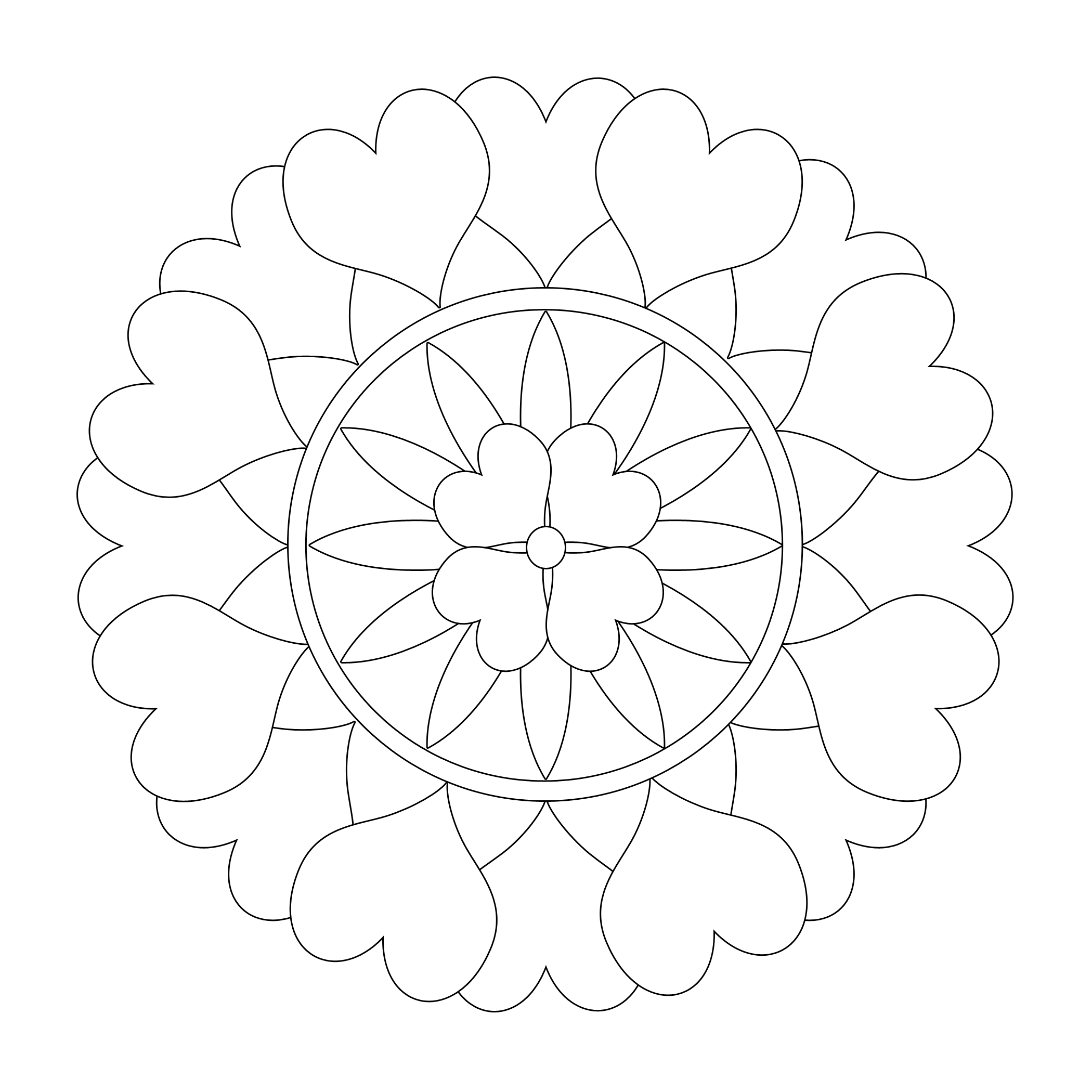 It's just a photo of Sweet Free Printable Mandala Coloring Pages for Adults