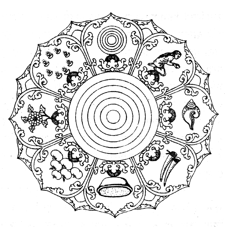 It's just a picture of Priceless Printable Mandala Coloring